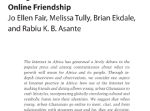 Article in Africa Today
