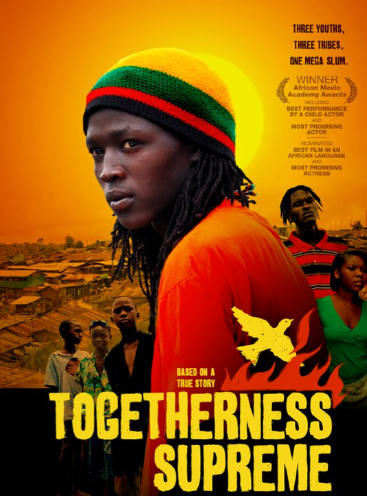 Togetherness Supreme Released (Screening 5 June in Kibera)