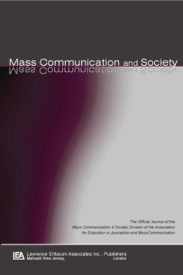New Article in Mass Communication and Society