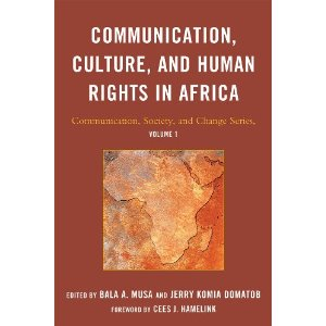 Communication, Culture and Human Rights in Africa