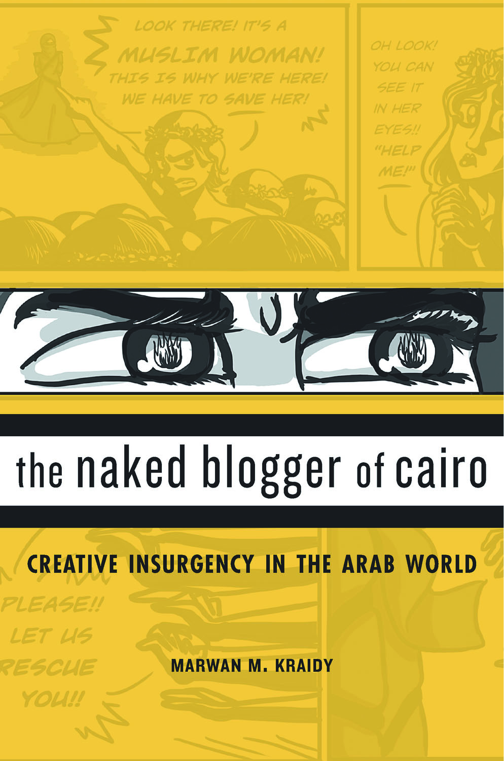 Book Review: The Naked Blogger of Cairo